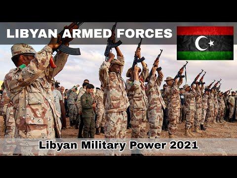 Libya Military Power 2021 | Libyan Armed Forces | How Powerful is Libya?