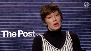 Sarah Paulson Carrie Coon Interview