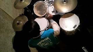 lastchild deary depresiku drum cover
