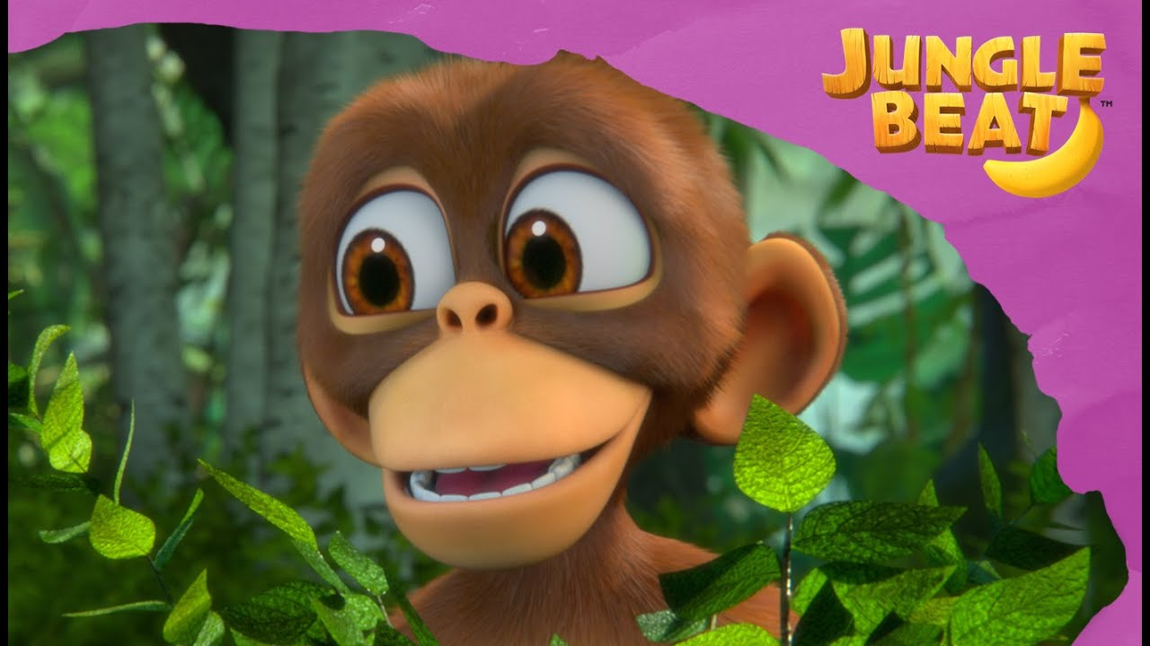 Jungle Beat: Munki and Trunk   Fun Compilation 1   Kids Animation 2021