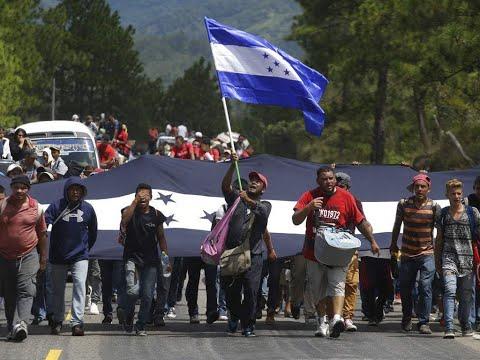 Soros detrás de la caravana hondureña. México entre Soros y Trump.
