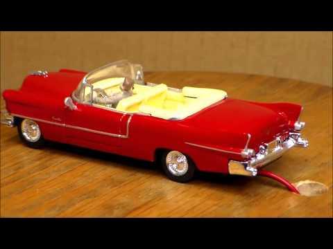 Red Cadillac Eldorado
