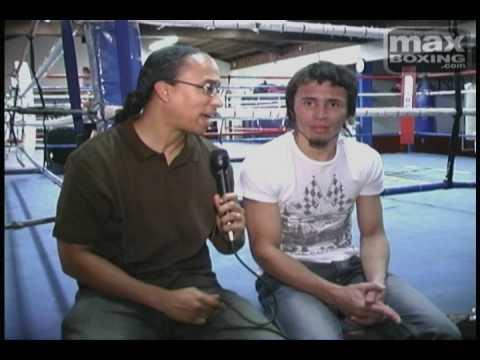 Edwin Valero & Jorge Linares