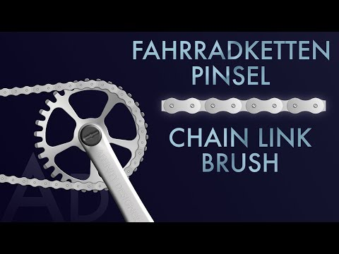 #18 Affinity Designer - Fahrradketten Pinsel [DEUTSCH]