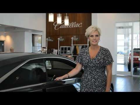 Cadillac CTS Dealer Louisville KY: Sam Swope Cadillac - Marla M. Dungan
