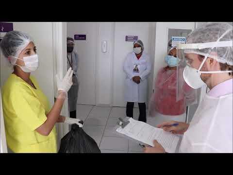 Após denúncias, SINDPREV participa de Inspeção do MPT/AL no HOSPITAL DA MULHER - Combate ao Covid19