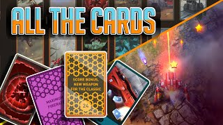 Sky Force Reloaded :: All The Cards