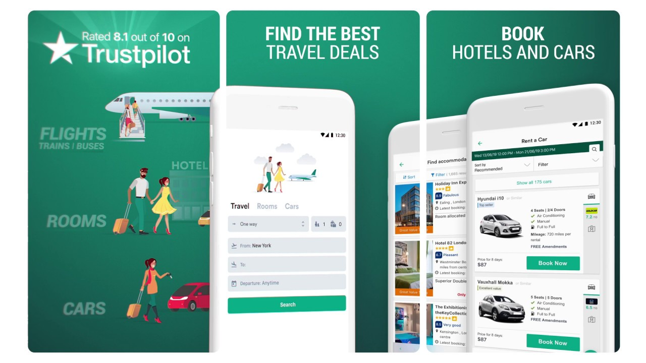 5 تطبيقات لمعرفة أرخص تذاكر الطيران