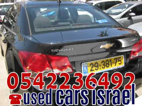 Chevrolet Israel Used Cars For Sale, Tel 0542236492, Auto Alex \u0026 Shaul