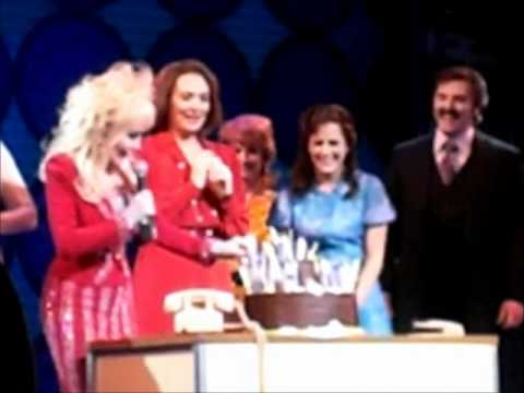Dolly Parton celebrates 65th Birthday in Chicago