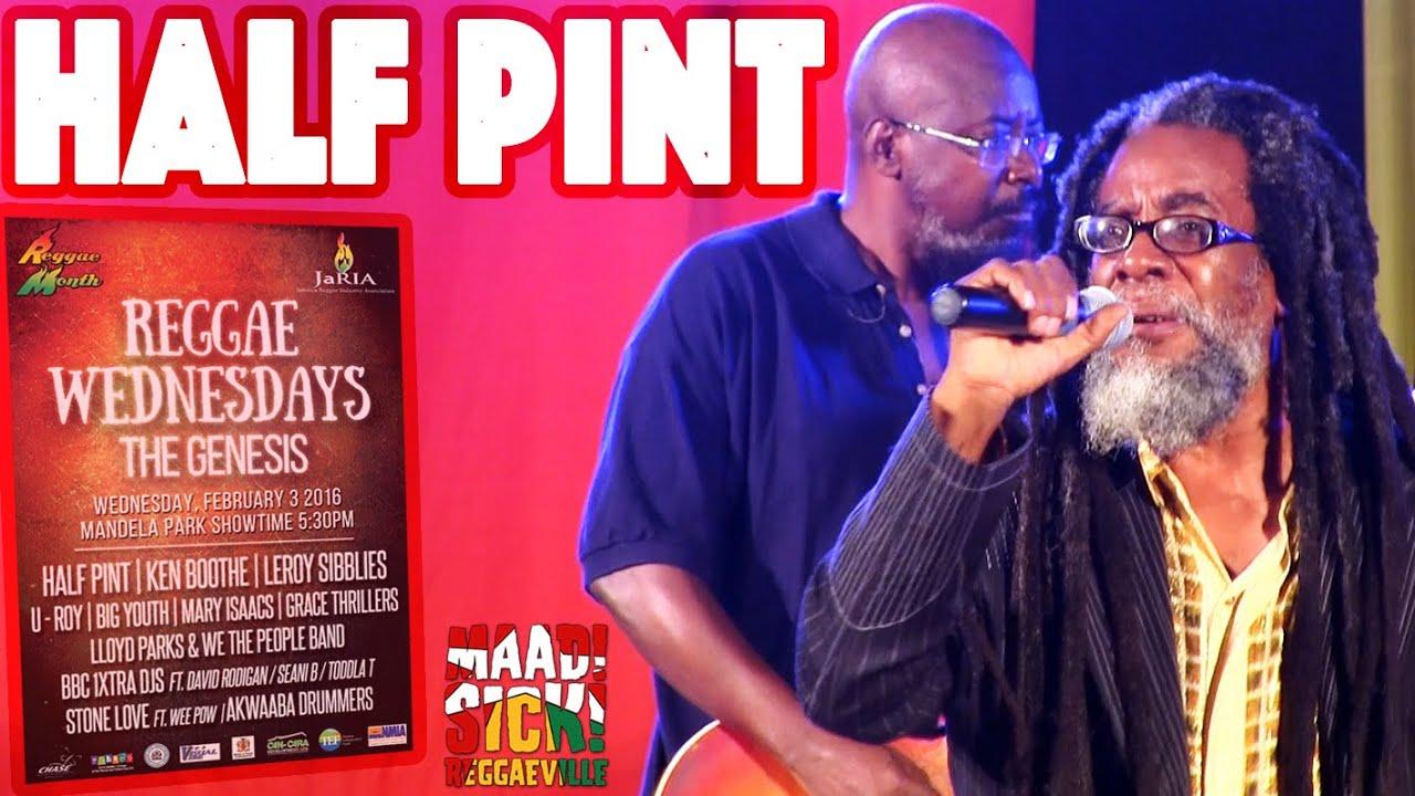 Half pint greetings in kingston jamaica reggae wednesdays the half pint greetings in kingston jamaica reggae wednesdays the genesis february 3rd 2016 m4hsunfo