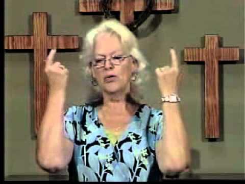 Pastor Speaks #1038 Sharon Davis 9-2-2012 WTJR