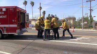 Rapper Nipsey Hussle Killed In Triple Shooting Outside Store In Los Angeles