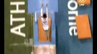 Catalina Ponor - Vault Team Final - Athens 2004