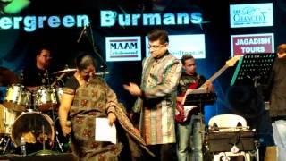 Roz Roz Aankhon Tale Amit Kumar Live Show Bangalore