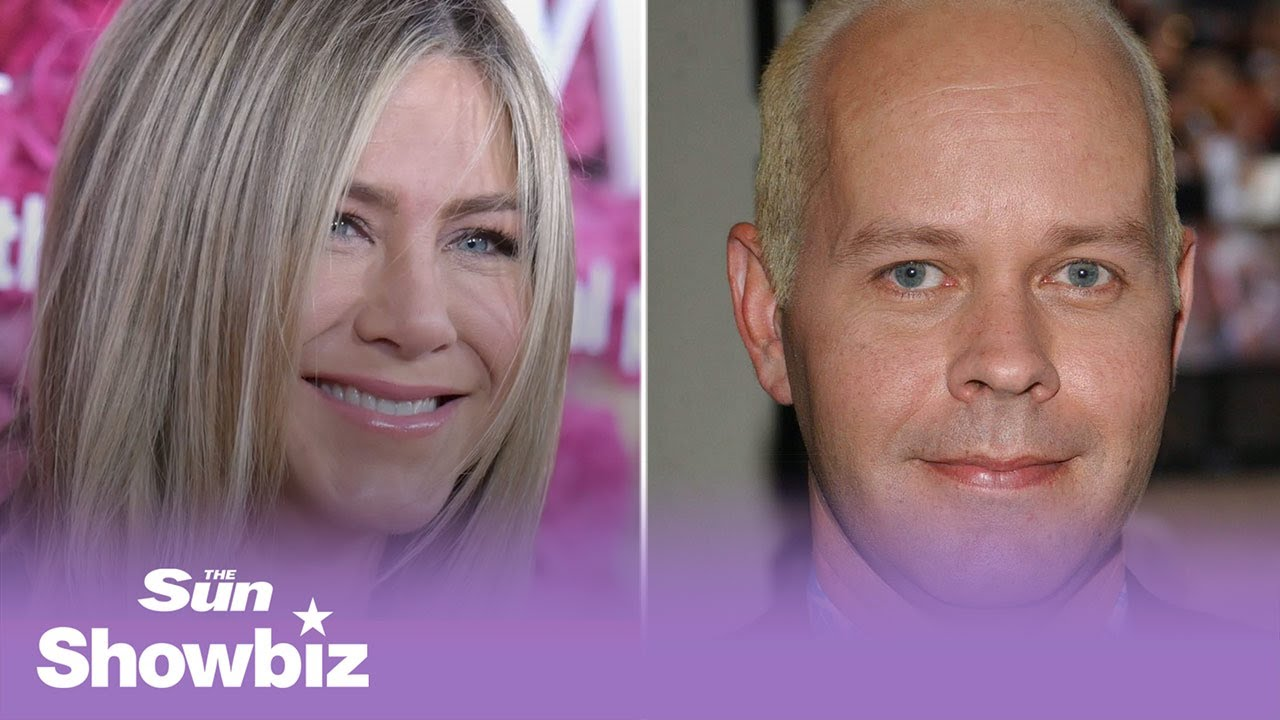 James Michael Tyler: Jennifer Aniston leads tributes to 'Friends ...