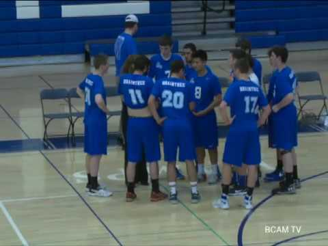 BHS Boys Volleyball vs Quincy 052217