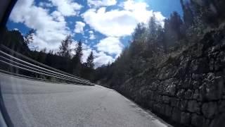 Dolomitenstraße SS51 Toblach  Drei Zinnen Teil 2 HD