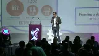 IDCEE 2012: Stefan Glaenzer, Forming a digital ecosystem - what is needed?