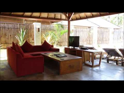 Kelapa Luxury Villas, Gili Trawangan, Lombok, NTB