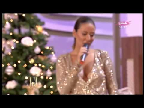 Ana Nikolic - Andjeo cuvar - (LIVE) - Magazin In - (TV Pink 2014)