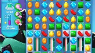 Candy Crush Soda Saga Level 799 - NO BOOSTERS