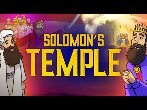 solomon's-temple---1-kings-8- -sunday-school-lesson-for-kids- -sharefaithkids.com