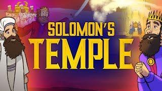 Solomon's Temple - 1 Kings 8   Sunday School Lesson For Kids   ShareFaithKids.com