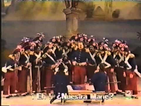 Edita Gruberova - La fille du regiment - Barcelona 1993