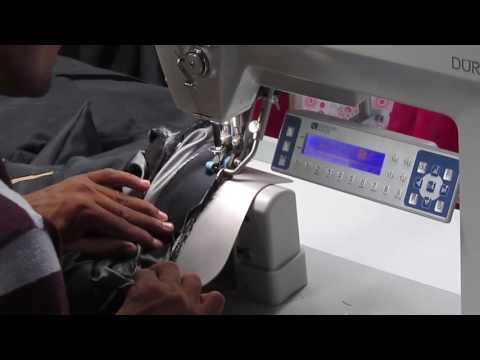 Programmed Sleeve Setting Adler 40 INDUSTRIAL SEWING MACHINE Gorgeous Juki Ams224e Programmable Sewing Machine