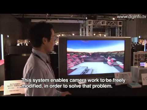 Universal Content Exhibition Using Maya VR   : DigInfo