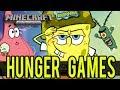 Minecraft Xbox/Wii U Hunger Games - Spongebob Bikini Bottom