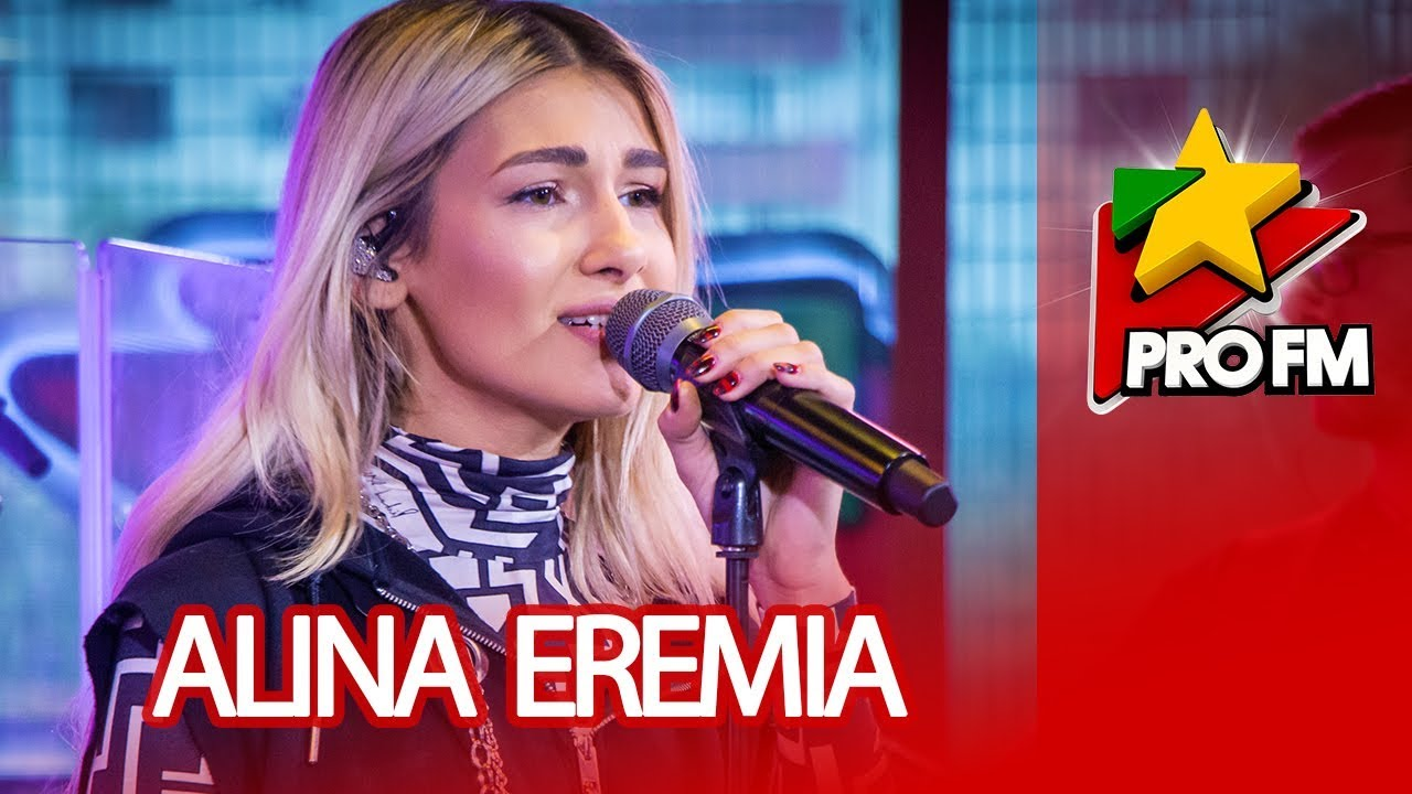 Alina Eremia - Printre Cuvinte | ProFM LIVE Session
