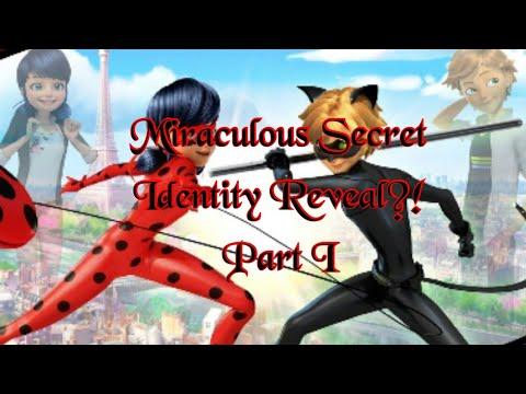 Secret Identity Reveal? Part 1 | Miraculous Chat Stories