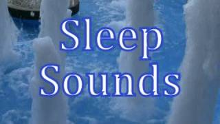 "Water-fountain Sounds 90min ""Sleep Video"""