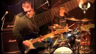 Danny Bryant - Just as i am - Live @ Bluesmoose café - Live recorded for Bluesmoose radio