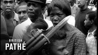 America - Newark Riots (1967)