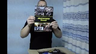 Посылка  MULTIPOWER от www.multipower.ru