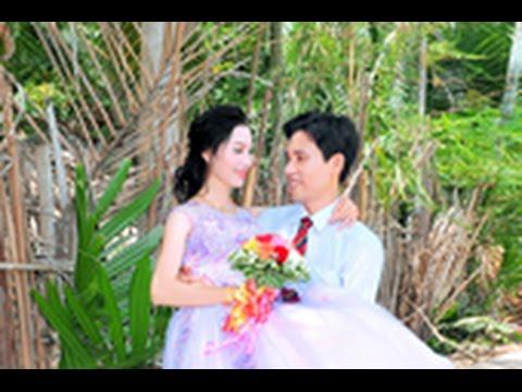 Dam Cuoi Mien Tay . BE DUYEN & VAN VU  01 - 04 - 2016