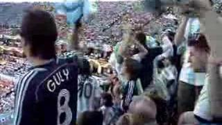 Argentinian Fans against Nederlands World Cup 2006 Germany thumbnail