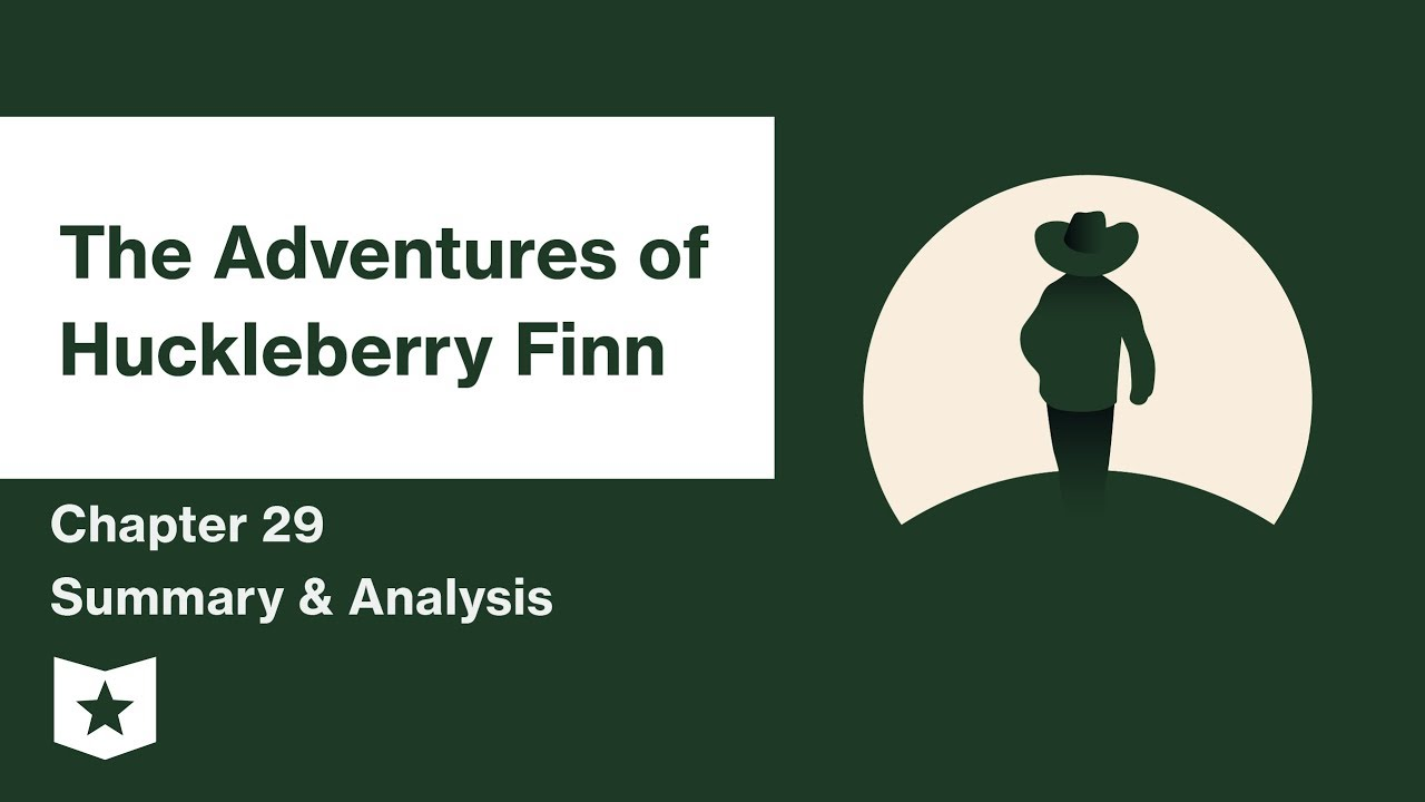 A character analysis of mark twains tale of huckleberry fin