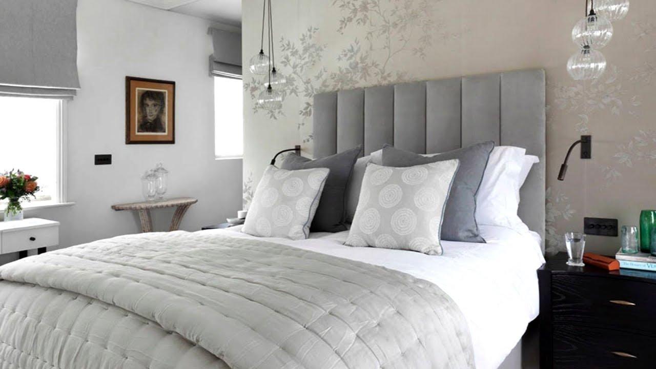 38 Gray Bedroom Ideas Youtube