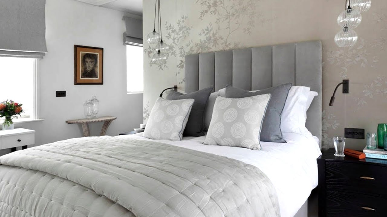 38+ Gray Bedroom Ideas