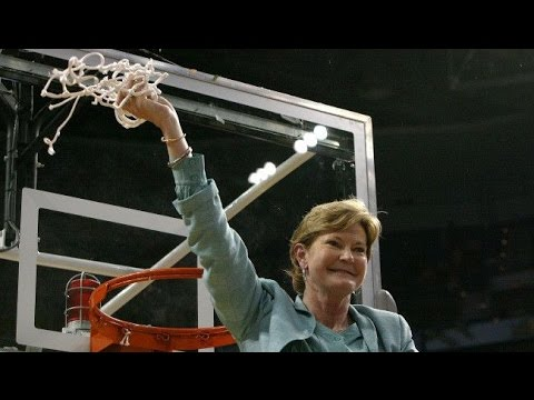 """Pat Summitt Tribute    """"Greatest Coach in College Basketball History""""    1952-2016"""