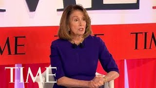 Negotiating America's Future: Nancy Pelosi Moderated By Molly Ball | TIME 100 | TIME