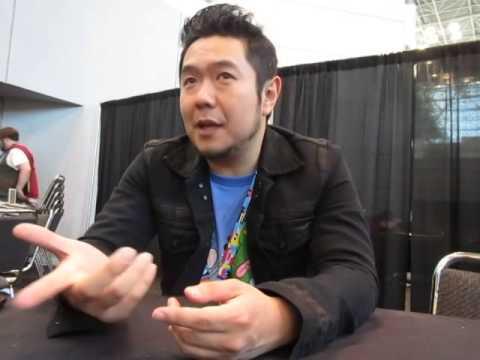 Eric Bauza Interview - New York Comic Con 2014