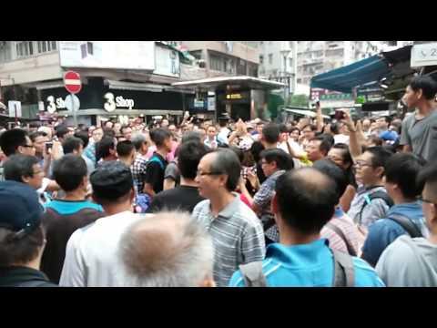 Against Umbrella Revolution