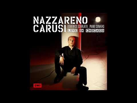 Scarlatti, Nove Sonate - Nazzareno Carusi - Live in Chicago (EMI)