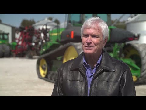 US - Iowa farmers worry about economic loss amid escalating trade frictions