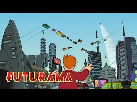 FUTURAMA   Season 1, Episode 1: Future Fry   SYFY